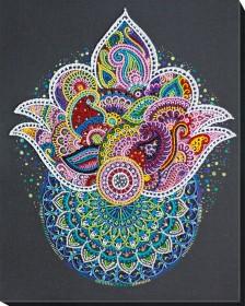 Набор для вышивки бисером Созерцая Абрис Арт АВ-714 - 539.00грн.