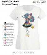 Детская футболка для вышивки бисером Мэделин Хэттер