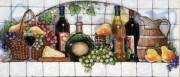 Набор для выкладки алмазной мозаикой Фруктовые вина
