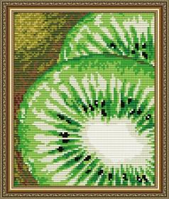 Набор для выкладки алмазной мозаикой Киви, , 280.00грн., АТ5574, Art Solo, Натюрморты