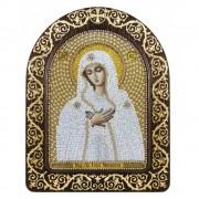 Набор для вышивки икон в рамке-киоте Богородица Умиление