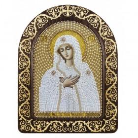 Набор для вышивки икон в рамке-киоте Богородица Умиление Новая Слобода (Нова слобода) СН5006-У - 342.00грн.