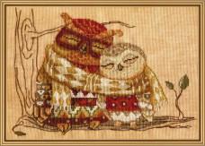 Набор для вышивки крестом Семейное тепло Новая Слобода (Нова слобода) СР4221