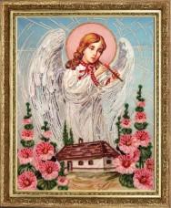 Набор для вышивки бисером Песня ангела (по картине А. Охапкина) Баттерфляй (Butterfly) 804Б