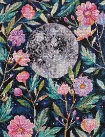 Набор для вышивки крестом Лунные секреты