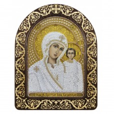 Набор для вышивки икон в рамке-киоте Богородица Казанская Новая Слобода (Нова слобода) СН5002-У