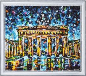 Набор для вышивки бисером Брандербургские ворота