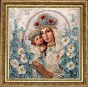 Набор для вышивки бисером Мария и Христос