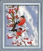 Набор для вышивки крестом Вестники зимы 1