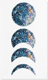 Набор для вышивки бисером Фазы луны (белый фон) Абрис Арт АВ-772_1 - 419.00грн.