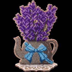Набор для вышивки по дереву Чайничек Волшебная страна FLK-204 - 299.00грн.