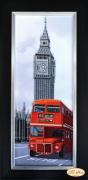 Набор для вышивки бисером Города мира. Лондон