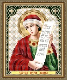 Схемы вышивки бисером на авторской канве Святой Даниил Пророк