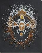 Набор для вышивки бисером Скарабей