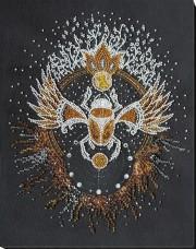 Набор для вышивки бисером Скарабей Абрис Арт АВ-785