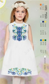 Заготовка детского платья для вышивки бисером Biser-Art Bis1729 - 320.00грн.
