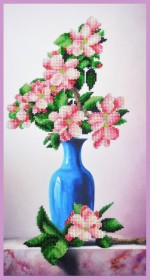 Набор для вышивки бисером Яблоневый цвет Картины бисером Р-359 - 270.00грн.