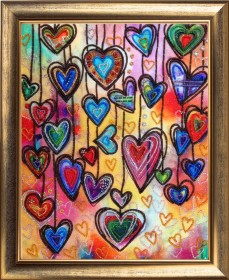 Набор вышивки бисером Праздник сердец Баттерфляй (Butterfly) 378Б - 348.00грн.