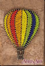 Набор стринг-арт Воздушный шар Абрис Арт ABC-006