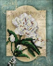 Набор для вышивки ювелирным бисером Цветы 3 Краса и творчiсть 30116