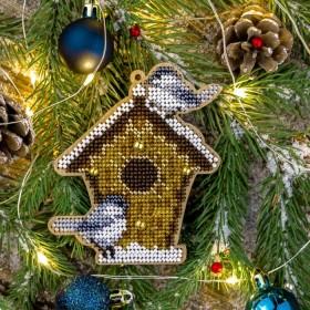 Набор для вышивки бисером по дереву FLK-388 Волшебная страна FLK-388 - 136.00грн.