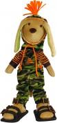 Набор для шитья мягкой игрушки Собачка трезор-дозор