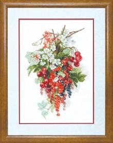 Набор для вышивки крестиком  Сладкая ягода