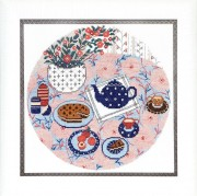 Набор для вышивания крестом Завтрак