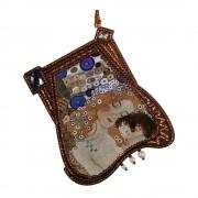 Набор для вышивки подвески бисером Женщины