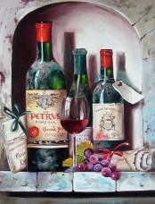 Набор для выкладки алмазной мозаикой Старинные вина DIAMONDMOSAIC DM-239