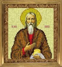 Набор для вышивки ювелирным бисером Св. Павел Краса и творчiсть 30715