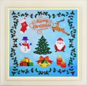 Набор для вышивки нитками (стиль Rococo) Merry Christmas