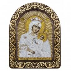 Набор для вышивки икон в рамке-киоте Образ Прсв. Богородицы Утоли моя печали Новая Слобода (Нова слобода) СН5004-У