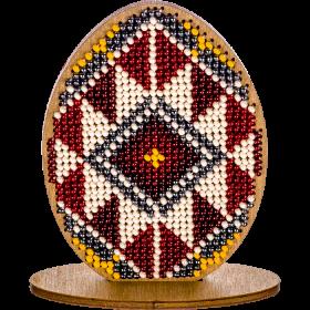 Набор для вышивки бисером по дереву Писанка Волшебная страна FLK-256 - 115.00грн.