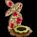 Набор для вышивки бисером по дереву Кролик Волшебная страна FLK-267