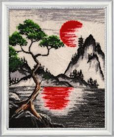 Набор для вышивки бисером Красное солнце Баттерфляй (Butterfly) 399Б - 621.00грн.