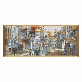 Набор для вышивки крестом Обратная сторона столицы Новая Слобода (Нова слобода) РЕ0335 - 306.00грн.
