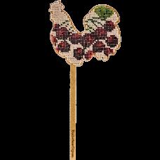 Набор для вышивания бисером по дереву  Волшебная страна FLK-121