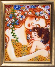 Набор для вышивки бисером Мать и дитя. Г. Климт Баттерфляй (Butterfly) 811Б - 264.00грн.
