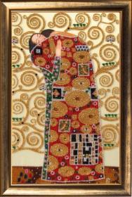 Набор вышивки бисером Свершение по мотивам Г. Климта Баттерфляй (Butterfly) 340Б - 416.00грн.