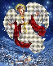 Набор для вышивания бисером Рожденственские истории 26 Краса и творчiсть 21117