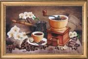 Набор вышивки бисером Кофе по-турецки
