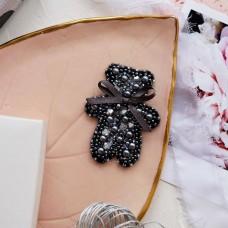 Набор для вышивки украшения Мишка Абрис Арт AD-043