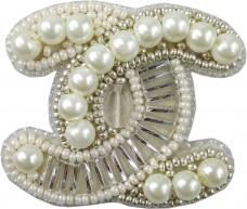 Набор для изготовления броши Шанель Cristal Art БП-211