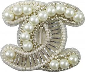 Набор для изготовления броши Шанель Cristal Art БП-211 - 86.00грн.
