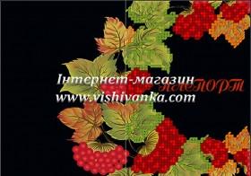 Схема для вышивки бисером на атласе Обложка для паспорта, , 43.00грн., БН-094 атлас, Вишиванка, Обложки на паспорта