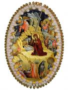 Набор для изготовления подвески Рождество Христово