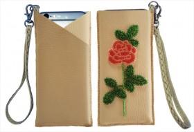 Чехол для телефона для вышивки бисером Розочкка Баттерфляй (Butterfly) LB 061 - 230.00грн.
