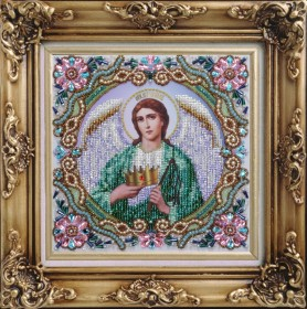 Набор для вышивки бисером Архангел Иегудиил Картины бисером Р-394 - 1 250.00грн.