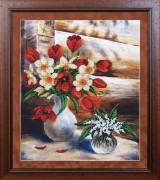 Набор для вышивки бисером Майские цветы